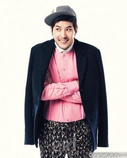 Kim Ji Suk для Vogue Girl December 2012