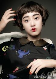 Kim Ji Won для Ceci November 2012