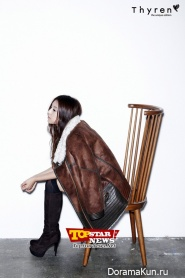 Kim Ji Won для Thyren 2012 CF