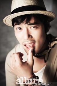 Kim Kang Woo для Allure Korea July 2012