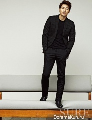 Kim Kang Woo для SURE January 2013