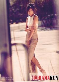 Kim Min Hee для Harper's Bazaar May 2012 Extra