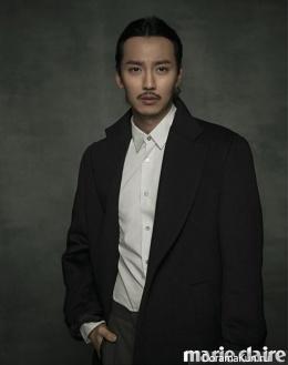 Kim Nam Gil для Marie Claire December 2012