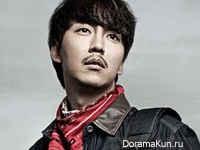 Kim Nam Gil для OFFROAD F/W 2013 Ads