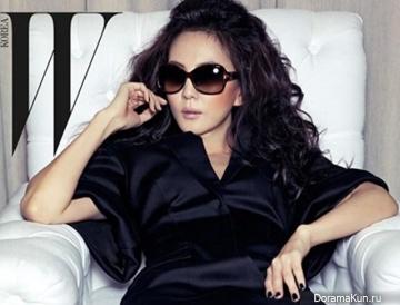 Kim Nam Joo для W Korea April 2013