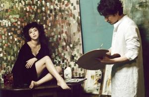 Kim Ok Bin, Park Sun Young, Kim Sung Oh, Jung Bo Suk для Esquire Korea 2012