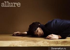 Kim Rae Won для Allure January 2013