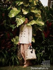 Kim Rae Won для Harper's Bazaar 2012
