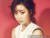Kim Seul Gi для Elle June 2013