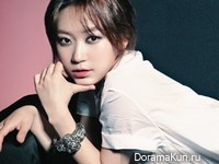 Kim Seul Gi для Singles Korea August 2013