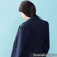 Kim So Eun для URBANLIKE Magazine June 2014
