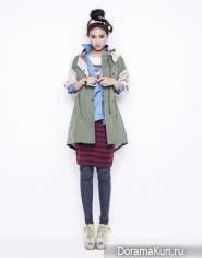 Kim So Eun для Y'SB Spring 2013 Ads