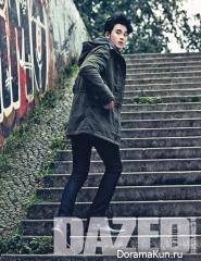 Kim Soo Hyun для Dazed & Confused November 2013