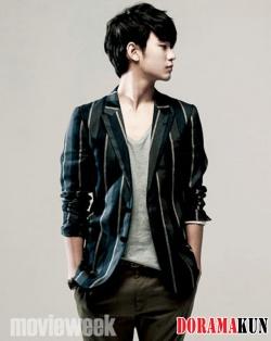 Kim Soo Hyun для MovieWeek 2012 Extra