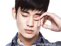 Kim Soo Hyun для ZIOZIA Spring 2013 Ads
