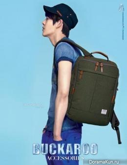 Kim Woo Bin для Buckaroo Jeans SS 2013 Ads