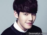 Kim Woo Bin для COK Magazine 2013