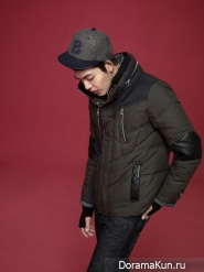 Kim Woo Bin для Campus10 November 2013 Extra