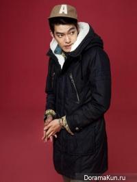 Kim Woo Bin для Campus10 November 2013