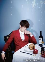 Kim Woo Bin для CeCi March 2013