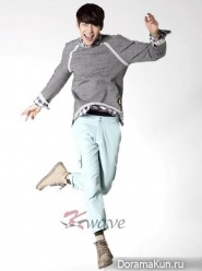 Kim Woo Bin для K Wave Magazine May 2013