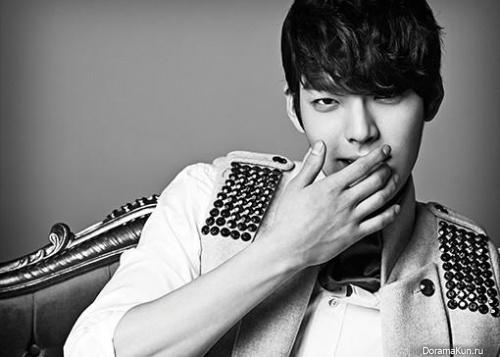 Kim Woo Bin для SURE March 2013