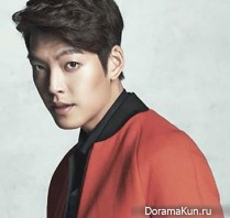 Kim Woo Bin для The Celebrity December 2013