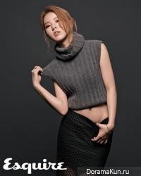 Kim Yerim для Esquire Korea August 2013