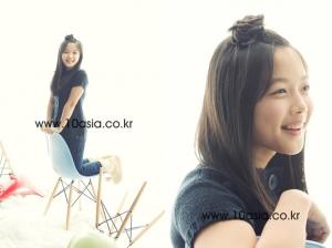 Kim Yoo Jung для 10asia December 2010