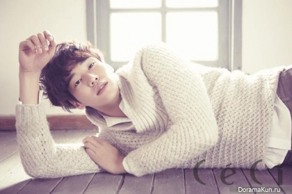 Kim Young Kwang для CeCi January 2014