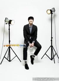 Kim Young Kwang для Newsen Korea 2013