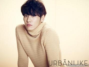 Kim Young Kwang для Urbanlike Magazine December 2013