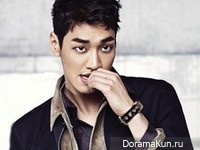 Sung Joon, Kim Young Kwang для Vogue February 2013