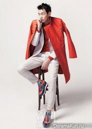 Kim Young Kwang для Vogue Girl February 2013