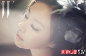 Kim Ah Joong, Kim Young Kwang для W Korea May 2011