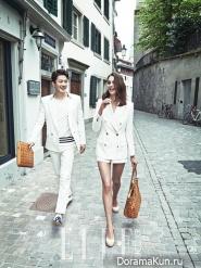 Kwon Sang Woo для Elle June 2013 Extra