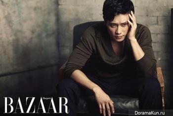 Harper's Bazaar 09/2010