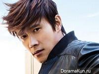 Lee Byung Hun для Men's Health Korea August 2013