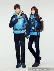 Lee Byung Hun для Nautica S/S 2013 Ads