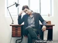 Lee Byung Hun для @STAR1 Magazine 2012
