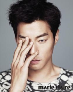 Lee Chun Hee для Marie Claire Korea July 2013