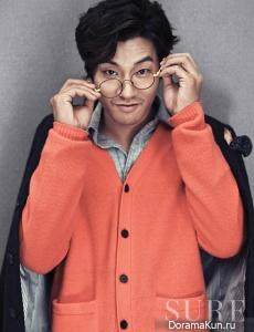 Lee Chun Hee для Sure December 2012
