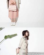 Lee Chung Ah, Go Jun Hee для Vogue Girl 2012