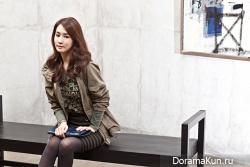 Lee Da Hae для Arnaldo Bassini Spring 2012