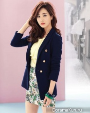 Lee Da Hae для Arnaldo Bassini Spring 2013 Ads