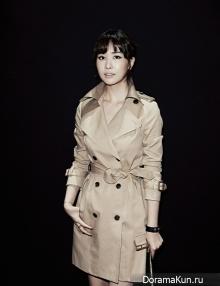 Lee Da Hae и др. для Harper's Bazaar November 2012