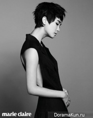 Lee Da Hae для Marie Claire March 2013