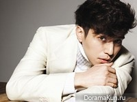 Lee Dong Wook для Esquire December 2012