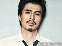 Lee Dong Wook для GEEK June 2013