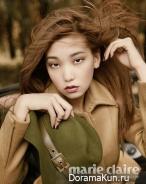 Lee Ho Jung для Marie Claire September 2013